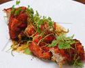 オマール海老のスパイス焼き